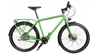 Tout Terrain Metropolitan Xpress P1.9XR Silver Centertrack 26 Urban Custom bici completa mis. M gelbgrün opaco