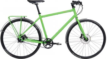 Tout Terrain The City II GT 28 Urban Custom bici completa
