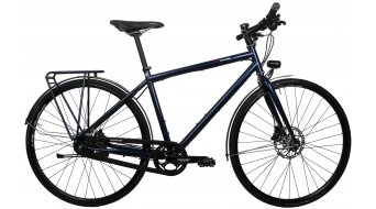 Tout Terrain The City II Alfine 11 Urban Custom bici completa tamaño M deep ocean azul metallic