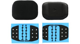 Profile Design F40 尼龙搭扣(魔术贴) Back Lux Pad Triathlonlenker 配件 black