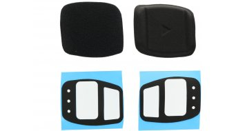 Profile Design F40 TT 尼龙搭扣(魔术贴) Race Pad Triathlonlenker 配件 10mm black