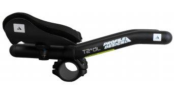Profile Design T2+ DL Aluminium Aero-Aufsatz 26.0mm & 31.8mm schwarz 460g