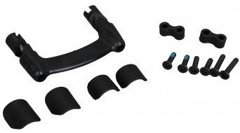 Profile design T2+ DL alluminio supporto aero 26.0mm & 31.8mm nero 460g
