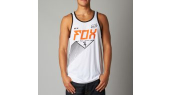 Fox Skant Top ärmellos Herren-Top Tank Top Gr. XXL white