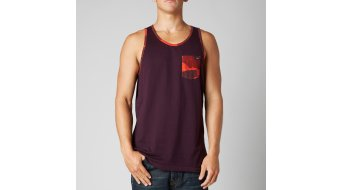 Fox Winner Tank Top ärmellos Herren-Tank Top Gr. XL plum