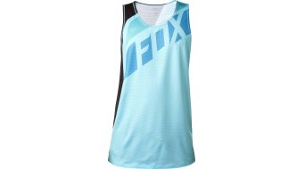 Fox Flexai Seca Tank Top 无袖 男士-Tank Top 型号 S acid blue
