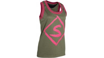 ION Scrub WMS Tank Top Señoras-Tank Top woodland