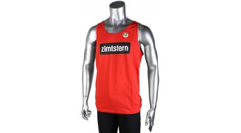 Zimtstern TTM Boxed Logo Tanktop uomini-Tanktop mis. L fire- articolo da esposizione senza sichtbare Mängel