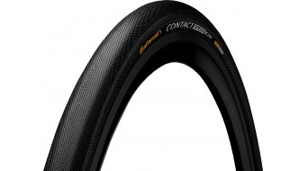 """Continental Contact Speed 27.5"""" Double SafetySystemBreaker Touring-钢丝胎 (27.5 x 黑色/黑色 Skin 3/180tpi ECO25"""