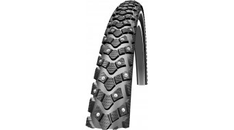 Schwalbe 马拉松 秋冬款 Performance RaceGuard Twin-Skin 钢丝胎 冬季Compound black-reflex 款型 2018