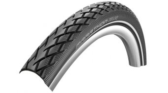 Schwalbe Marathon Deluxe Evolution Double Defense cubierta(-as) plegable(-es) 50-559 (26x2.00) RoadStar-Compound negro-reflex Mod. 2015