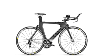 Cervélo P3 Ultegra 2x11 Triathlon bike grey/white/black 2015