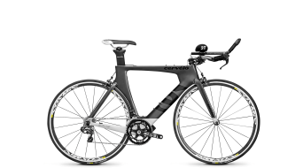Cervélo P3 Ultegra Di2 2x11 Triathlon bike grey/white/black 2015