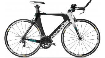 Cervélo P3 Ultegra Di2 2x11 Triathlon Komplettbike black/white Mod. 2016