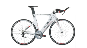 Specialized Shiv Expert M2 Triathlonrad white Mod. 2013