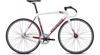 Specialized Langster Bahnrad Gr. 58cm white/red Mod. 2013