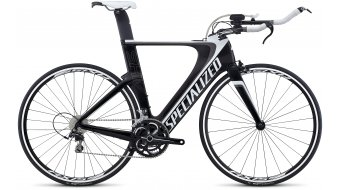 Specialized Shiv Elite 105 M2 Triathlonrad Gr. L carbon/white/charcoal Mod. 2014