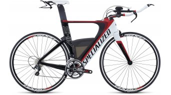 Specialized Shiv Expert Ultegra M2 Triathlonrad Gr. XL carbon/white/red Mod. 2014
