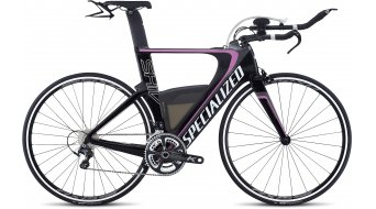 Specialized Shiv Expert Ultegra M2 Triathlon Komplettbike carbon/charcoal/pink Mod. 2015