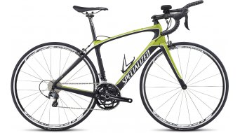 Specialized Alias Comp Ultegra Tri C2 Triathlon Komplettbike Damen-Rad Gr. 51cm hyper green/black Mod. 2015