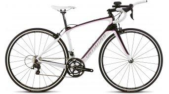 Specialized Alias Sport 105 Tri C2 Triathlon Komplettbike Damen-Rad carbon/white/pink Mod. 2015