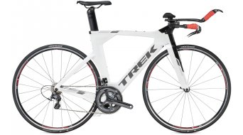 Trek Speed Concept 7.5 Triathlon Komplettbike Gr. M crystal white Mod. 2016