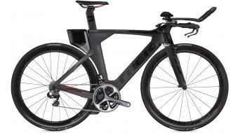 Trek Speed Concept 9.9 Triathlon bike size L black fade/viper red 2016