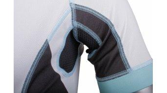 AX Lightness Premium Full-Zip mez rövid ujjú Méret S fekete/fehér/kék