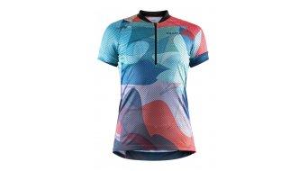 Craft Velo Art Jersey Fahrrad-领骑服 女士 短袖 型号 M Sample