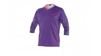Dainese Flow Tec Trikot 3/4-arm Gr. XS kaleidoscope/purple