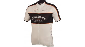 Endura Bowmore Whisky maillot de manga corta Caballeros-maillot bici carretera tamaño S blanco