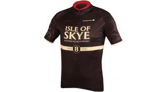 Endura Isle of Skye Whisky maillot de manga corta Caballeros-maillot bici carretera negro
