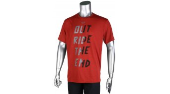 Fox Out Ride Trikot kurzarm Herren-Trikot Tech Tee XL heather