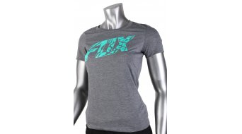 Fox Bonnie Trikot kurzarm Damen-Trikot Tech Tee Gr. XL heather graphite