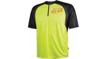 Fox Altitude maillot de manga corta Caballeros-maillot flo amarillo