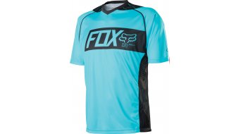 FOX Attack maglietta manica corta uomini- maglietta Loosefit mis. XL ice blue