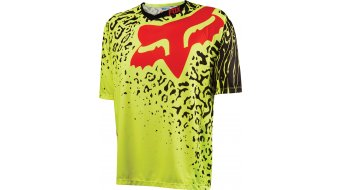 FOX Demo Cauz maillot manches courtes hommes-maillot taille M flo yellow
