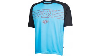 FOX Ranger Prints maillot manches courtes hommes-maillot taille S cyan