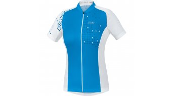 GORE BIKE WEAR Element Pixel Lady Trikot kurzarm Gr. 42 waterfall blue/white