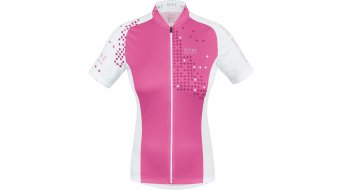 GORE BIKE WEAR Element Pixel Lady Trikot kurzarm Gr. 40 hot pink/thai pink