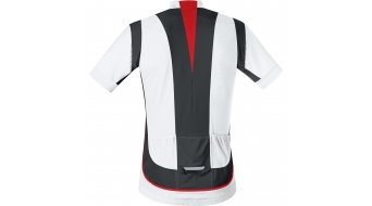 GORE Bike Wear Oxygen Trikot kurzarm Herren-Trikot Rennrad Gr. S white/red