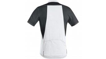 GORE Bike Wear Element maillot de manga corta Caballeros-maillot Full-Zip tamaño S negro/blanco