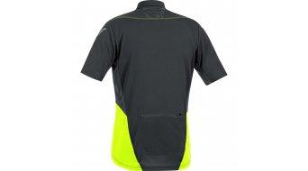 GORE Bike Wear Element MTB maillot de manga corta Caballeros-maillot tamaño S negro/color neón amarillo