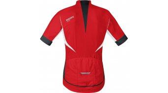GORE Bike Wear Oxygen Trikot kurzarm Herren-Trikot Rennrad Windstopper Soft Shell Gr. S red/black