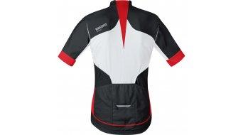 GORE Bike Wear Oxygen Trikot kurzarm Herren-Trikot Rennrad Windstopper Soft Shell Gr. S black/red