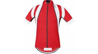 GORE Bike Wear Oxygen Trikot kurzarm Herren-Trikot Rennrad Gr. S red/black