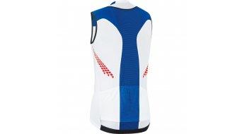 GORE BIKE WEAR Xenon 2.0 maglietta senza maniche uomini- maglietta bici da corsa Singlet mis. XL brilliant blue/white
