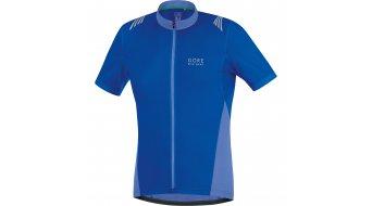 GORE Bike Wear Element Trikot kurzarm Herren-Trikot Full-Zip Gr. S brilliant blue/blizzard blue
