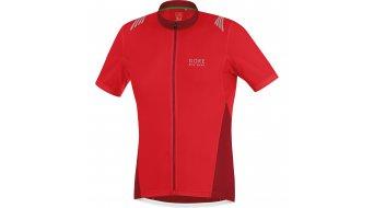 GORE Bike Wear Element Trikot kurzarm Herren-Trikot Full-Zip Gr. S red/ruby red