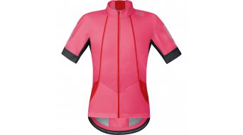 GORE Bike Wear Oxygen Trikot kurzarm Herren-Trikot Rennrad Windstopper Soft Shell giro pink/red